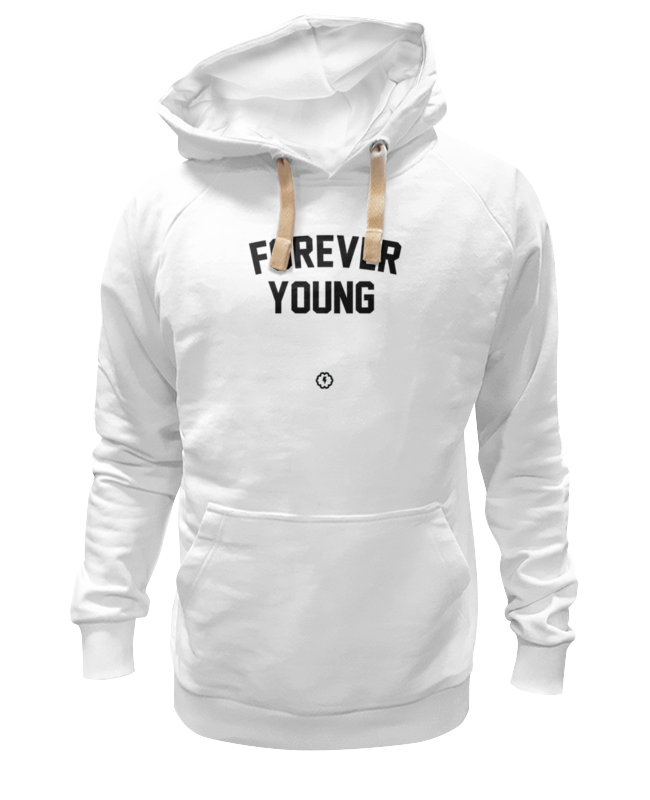 Толстовка Wearcraft Premium унисекс Printio Forever young by brainy толстовка young