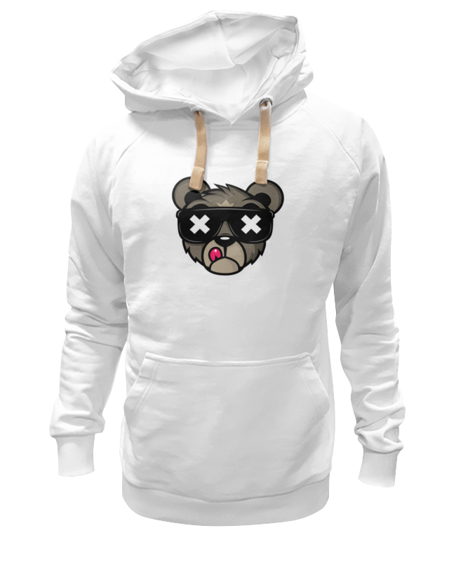 Толстовка Wearcraft Premium унисекс Printio Crew five cali bear