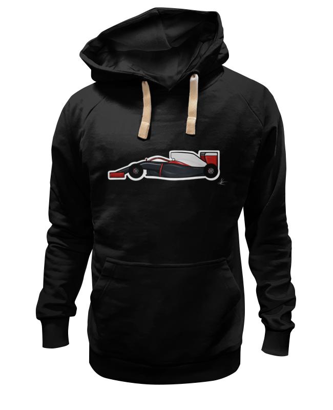 Толстовка Wearcraft Premium унисекс Printio Гоночный болид