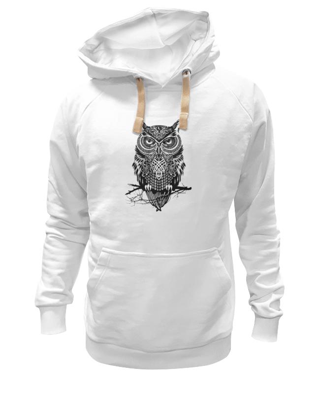 Толстовка Wearcraft Premium унисекс Printio Оld owl цены онлайн
