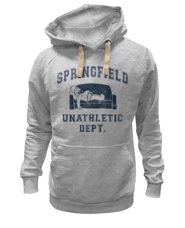 Толстовка Wearcraft Premium унисекс Printio Springfield unathletic dept джинсы springfield springfield sp014ewvgi47