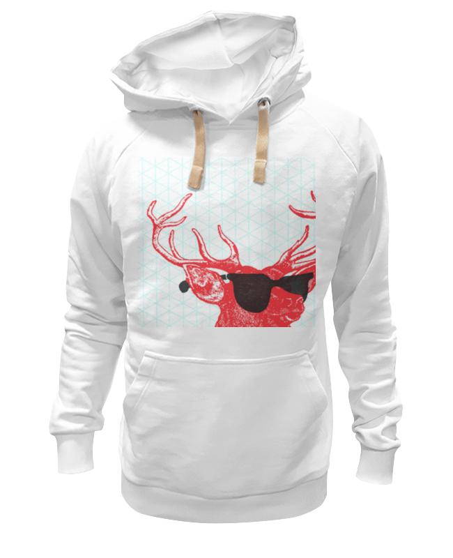 Толстовка Wearcraft Premium унисекс Printio Deer толстовка wearcraft premium унисекс printio animalswag collection deer