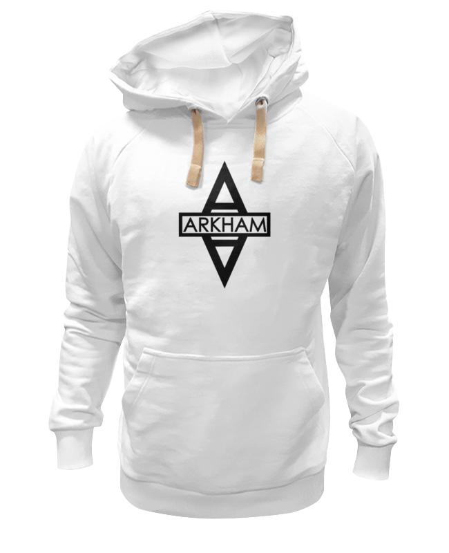 Толстовка Wearcraft Premium унисекс Printio Аркхем (бэтмен) сумка printio аркхем бэтмен