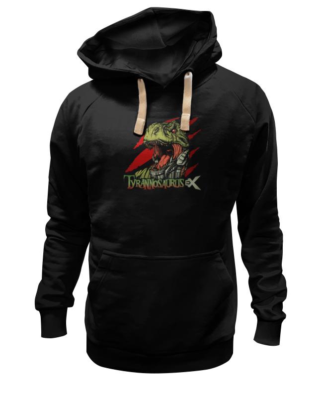 Толстовка Wearcraft Premium унисекс Printio Тираннозавр футболка классическая printio тираннозавр