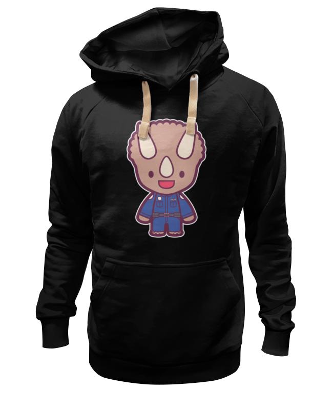 Толстовка Wearcraft Premium унисекс Printio Dino cop (kung fury) сумка printio kung fu panda