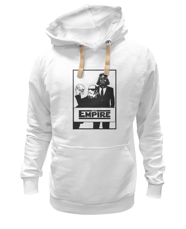 Толстовка Wearcraft Premium унисекс Printio The empire. звёздные войны футболка классическая printio the empire звёздные войны