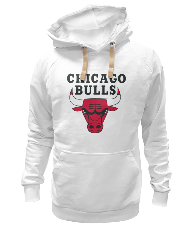 Толстовка Wearcraft Premium унисекс Printio Chicago bulls