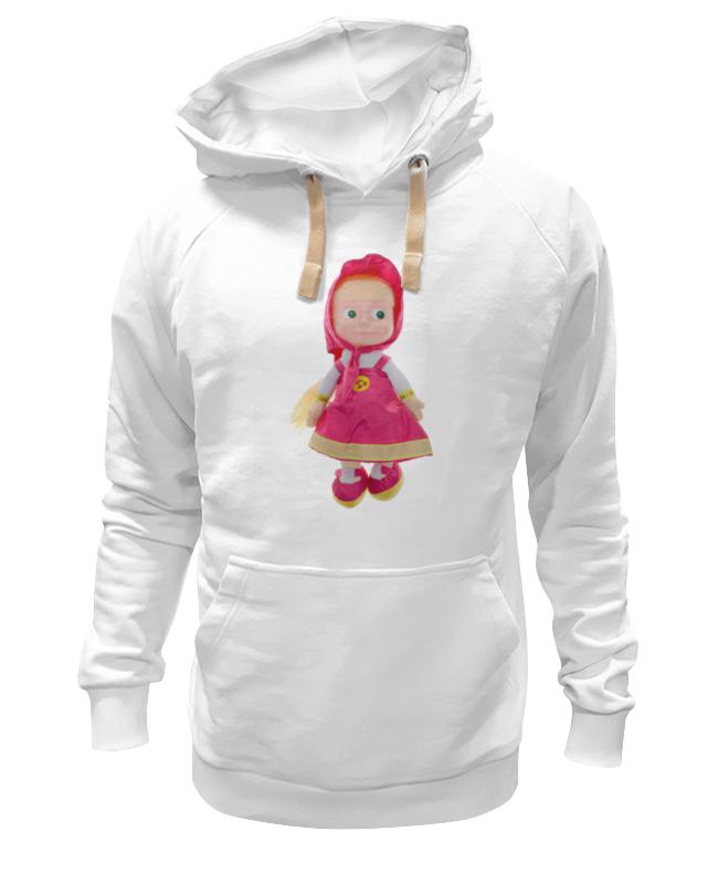 Толстовка Wearcraft Premium унисекс Printio Кукла-девочка маша из мульта. смешная озорная. футболка wearcraft premium printio кукла девочка маша из мульта смешная озорная