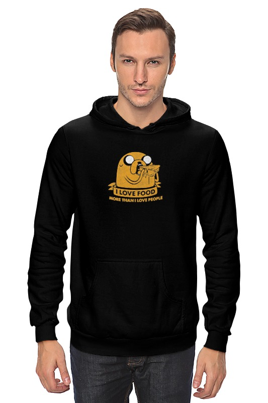 Толстовка Wearcraft Premium унисекс Printio Джейк (jake the dog) толстовка wearcraft premium унисекс printio the cure wish