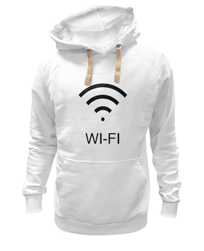 Толстовка Wearcraft Premium унисекс Printio Wifi connect