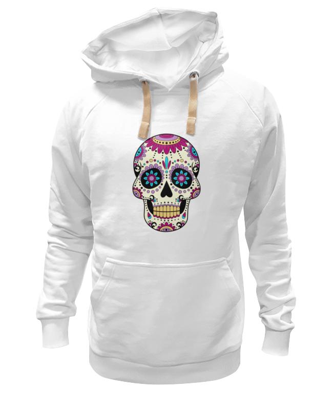Толстовка Wearcraft Premium унисекс Printio Мексиканский череп толстовка wearcraft premium унисекс printio череп и скейты