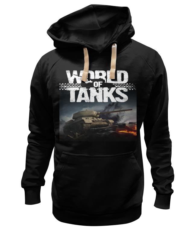 Толстовка Wearcraft Premium унисекс Printio World of tanks