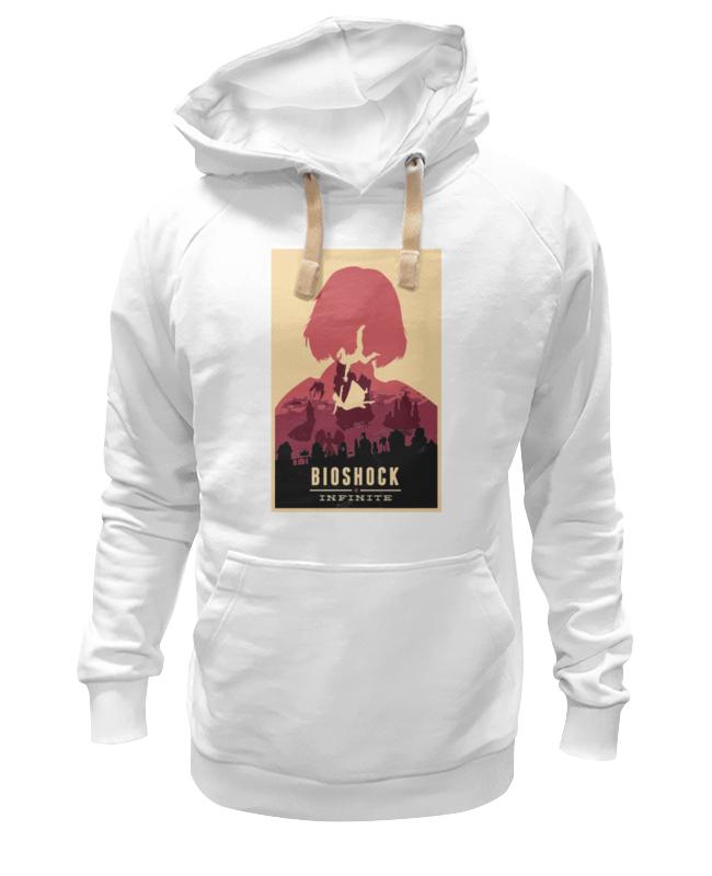 Толстовка Wearcraft Premium унисекс Printio Bioshock - elizabeth толстовка wearcraft premium унисекс printio bioshock infinite