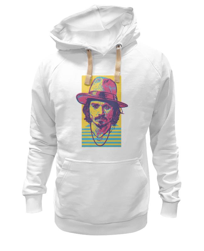 Толстовка Wearcraft Premium унисекс Printio Джонни депп детская футболка классическая унисекс printio джонни депп