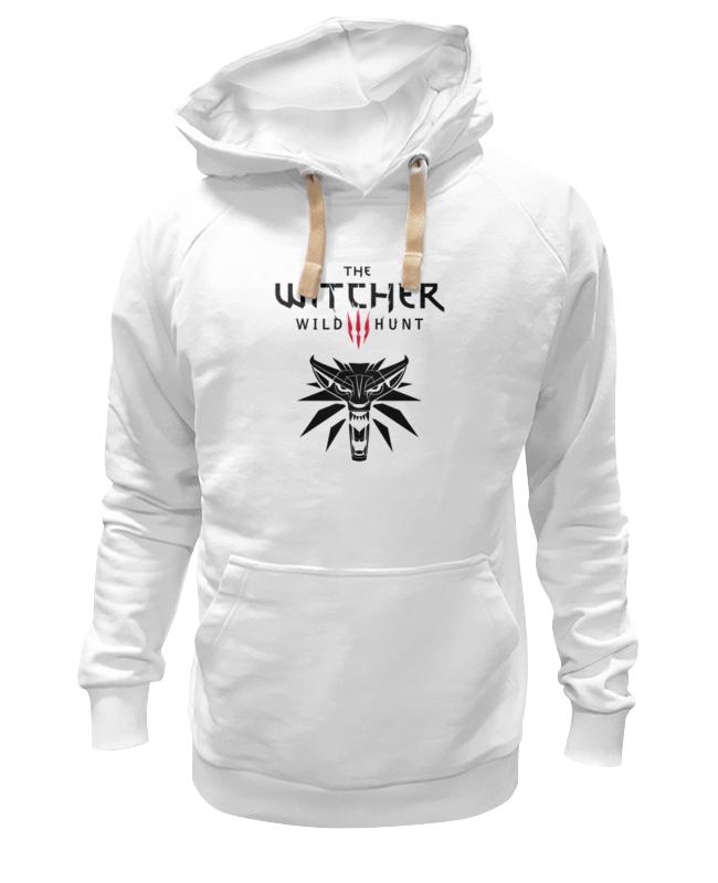 Толстовка Wearcraft Premium унисекс Printio Ведьмак 3: дикая охота худи print bar the witcher 3 wild hunt