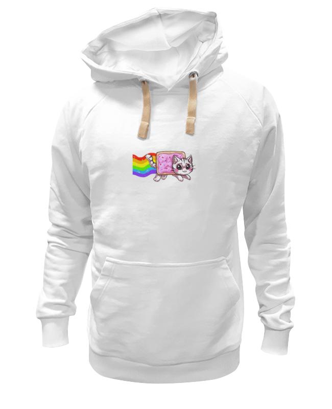 Толстовка Wearcraft Premium унисекс Printio Nyan cat