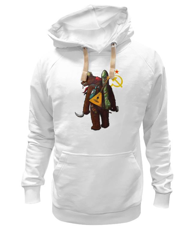 Толстовка Wearcraft Premium унисекс Printio Angry russian bear детская футболка классическая унисекс printio angry russian bear
