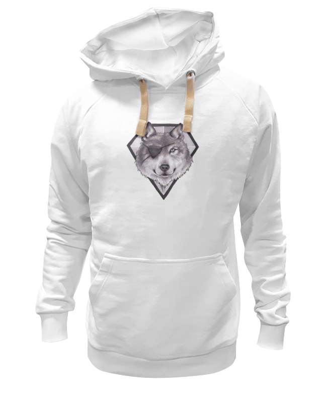 Толстовка Wearcraft Premium унисекс Printio Diamond dog
