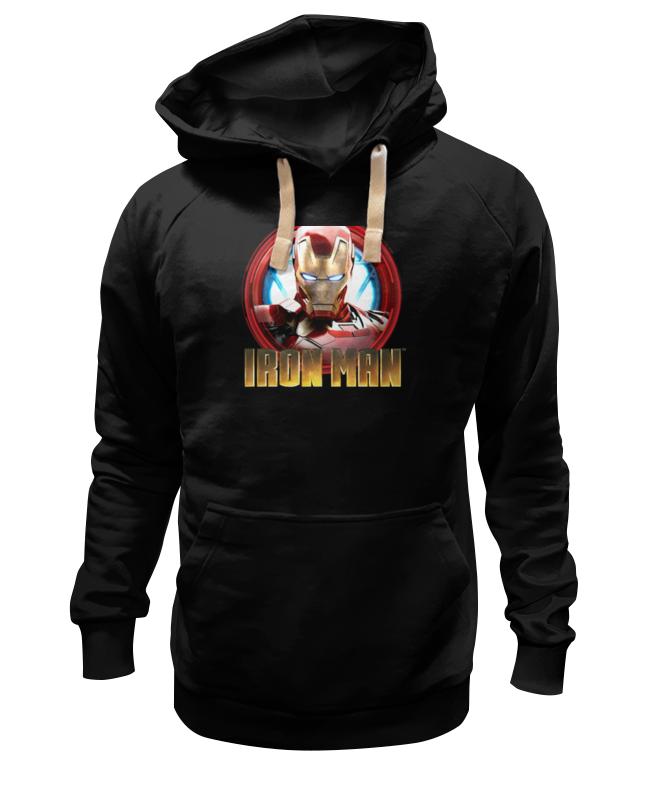 Толстовка Wearcraft Premium унисекс Printio Iron man толстовка wearcraft premium унисекс printio iron man x friday 13