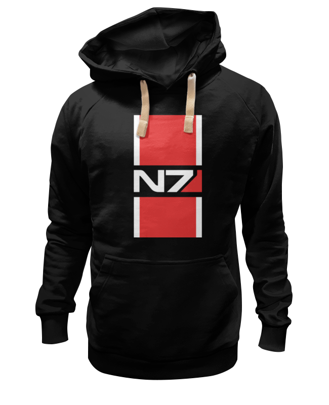 Толстовка Wearcraft Premium унисекс Printio N7 (mass effect) футболка wearcraft premium printio n7 mass effect