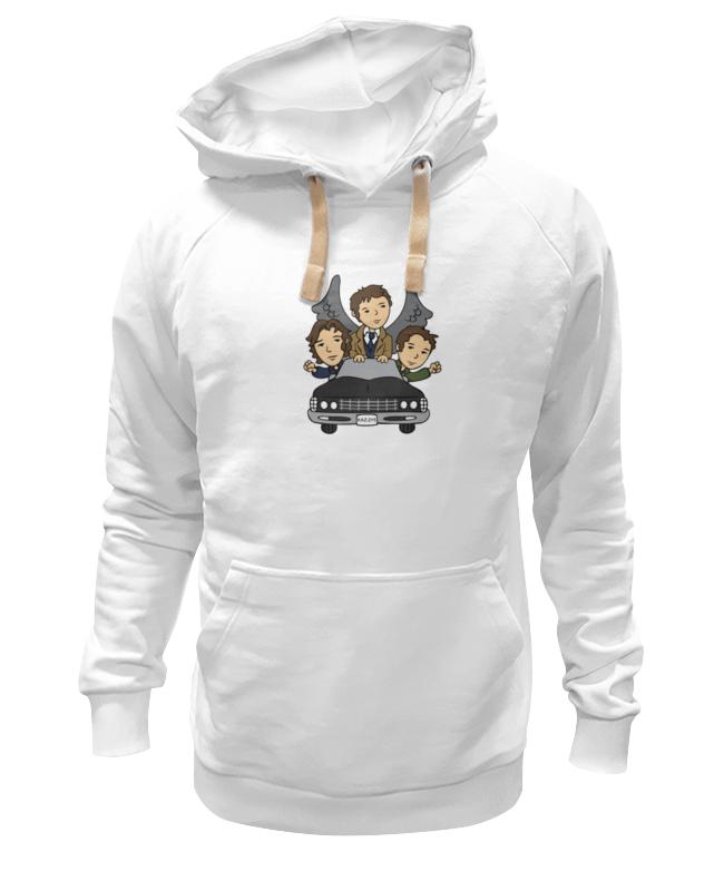 Толстовка Wearcraft Premium унисекс Printio Сверхъестественное (supernatural) мужская толстовка n a acdc supernatural