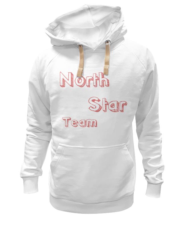 цены Толстовка Wearcraft Premium унисекс Printio North star team