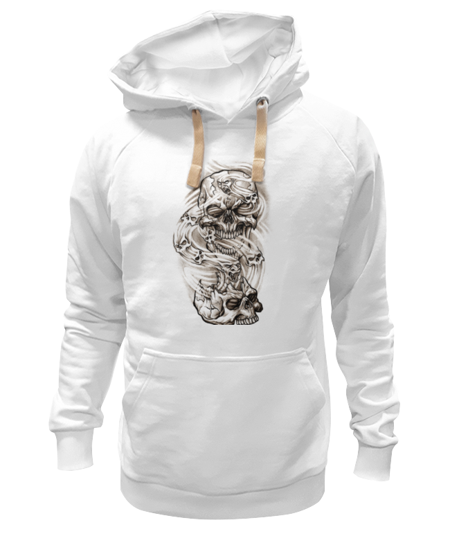 цена Printio Smoke skulls онлайн в 2017 году