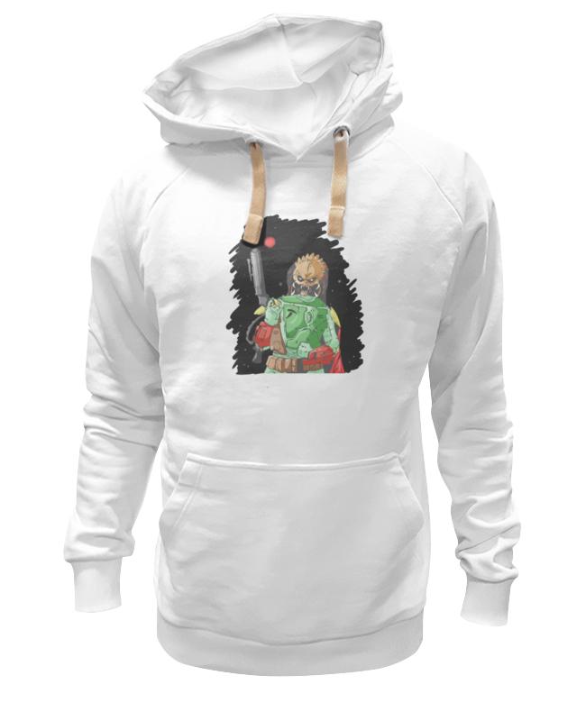 Толстовка Wearcraft Premium унисекс Printio Хищник х боба фетт футболка классическая printio хищник х боба фетт