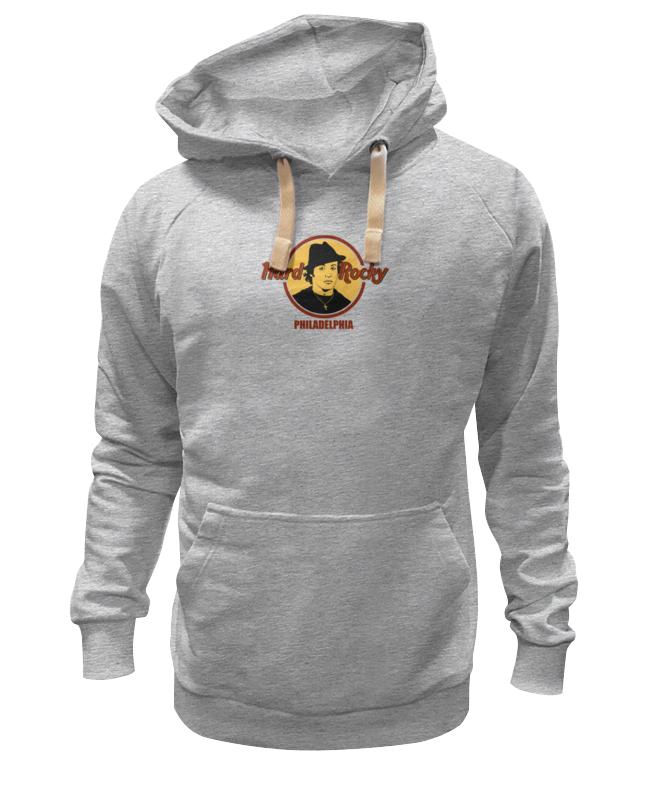Толстовка Wearcraft Premium унисекс Printio Hard rocky толстовка wearcraft premium унисекс printio i work hard