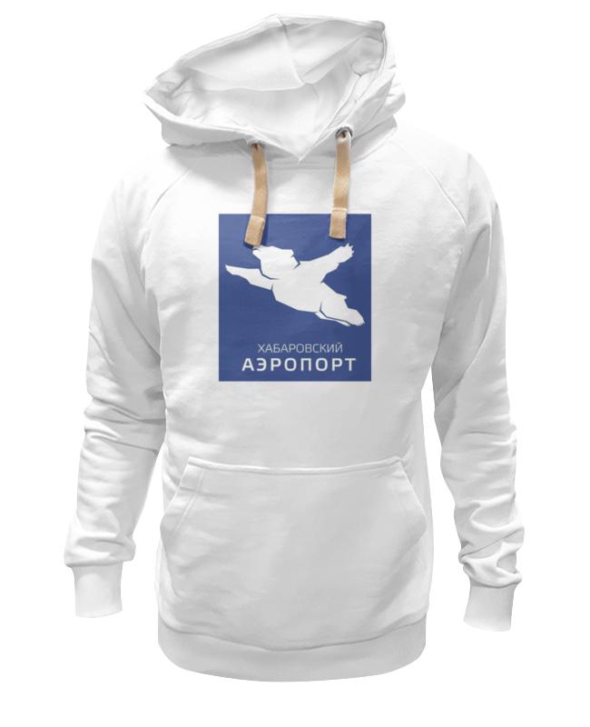 Толстовка Wearcraft Premium унисекс Printio Хабаровский аэропорт