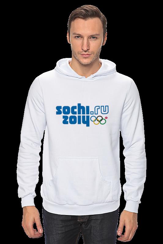 Толстовка Wearcraft Premium унисекс Printio Sochi 2014 толстовка
