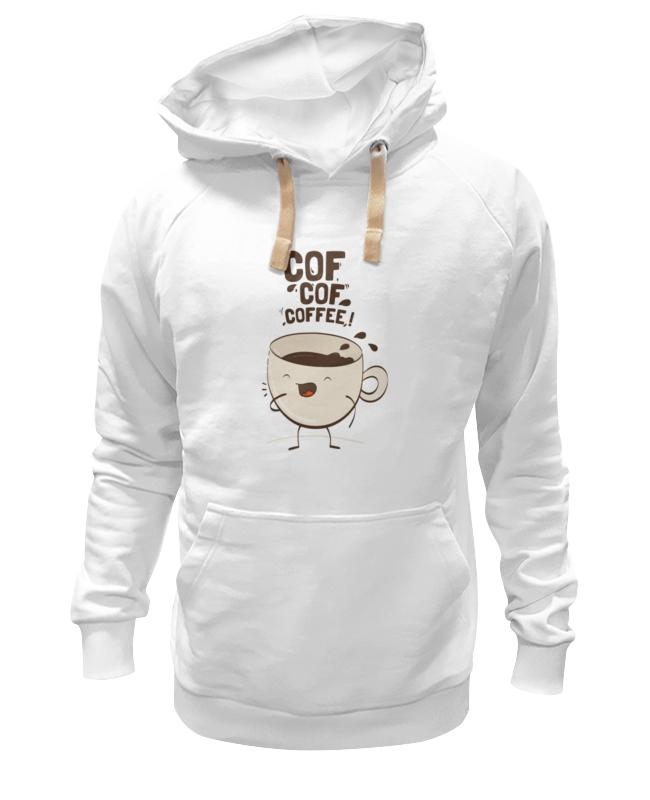 Толстовка Wearcraft Premium унисекс Printio Чашка кофе цена