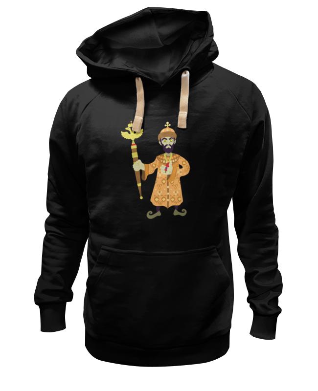 Толстовка Wearcraft Premium унисекс Printio Просто царь толстовка wearcraft premium унисекс printio царь просто царь