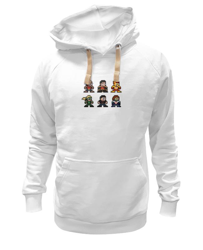 Толстовка Wearcraft Premium унисекс Printio Лига правосудия футболка wearcraft premium printio лига правосудия justice league