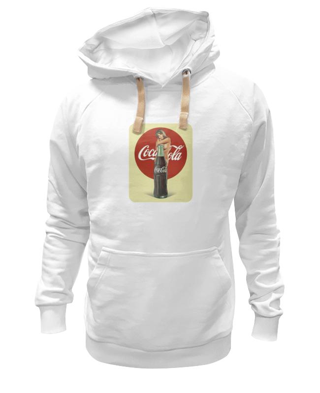 Толстовка Wearcraft Premium унисекс Printio Coca-cola толстовка wearcraft premium унисекс printio whisky cola