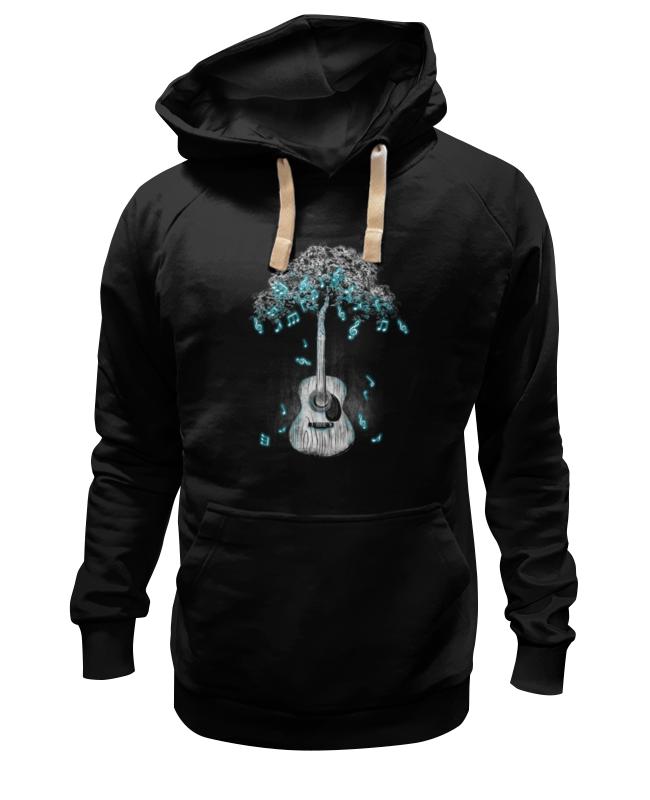 Толстовка Wearcraft Premium унисекс Printio Музыкальное дерево