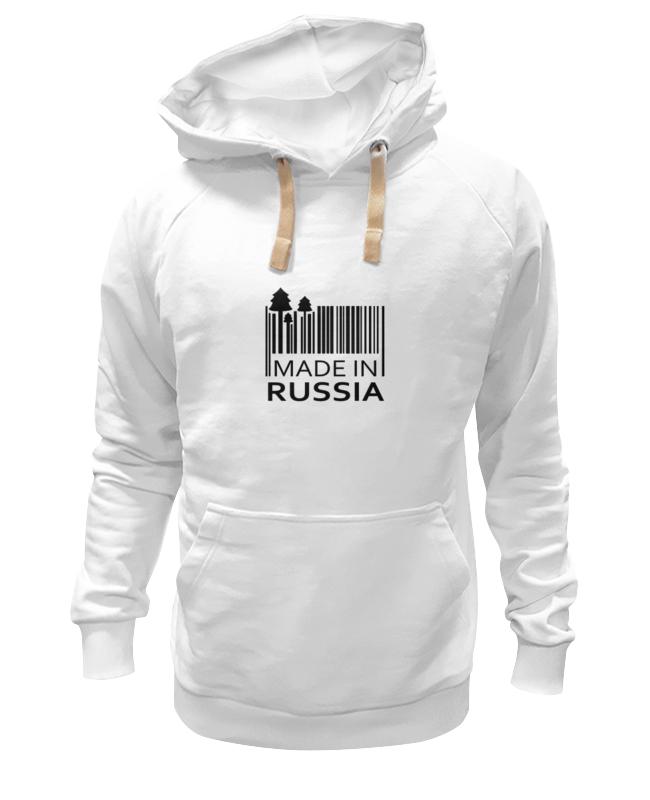 Толстовка Wearcraft Premium унисекс Printio Made in russia толстовка wearcraft premium унисекс printio made in the 80 s