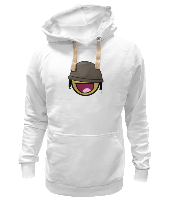 Толстовка Wearcraft Premium унисекс Printio Смайлик толстовка wearcraft premium унисекс printio смайлик йоба