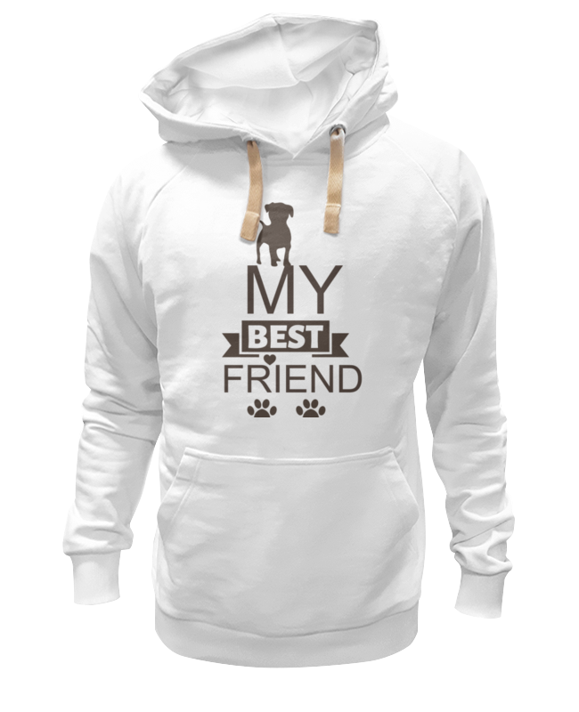 Printio My best friend футболка wearcraft premium printio my friend