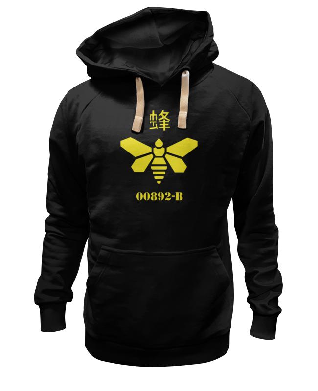 Толстовка Wearcraft Premium унисекс Printio Methylamine bee (breaking bad) толстовка wearcraft premium унисекс printio methylamine bee breaking bad