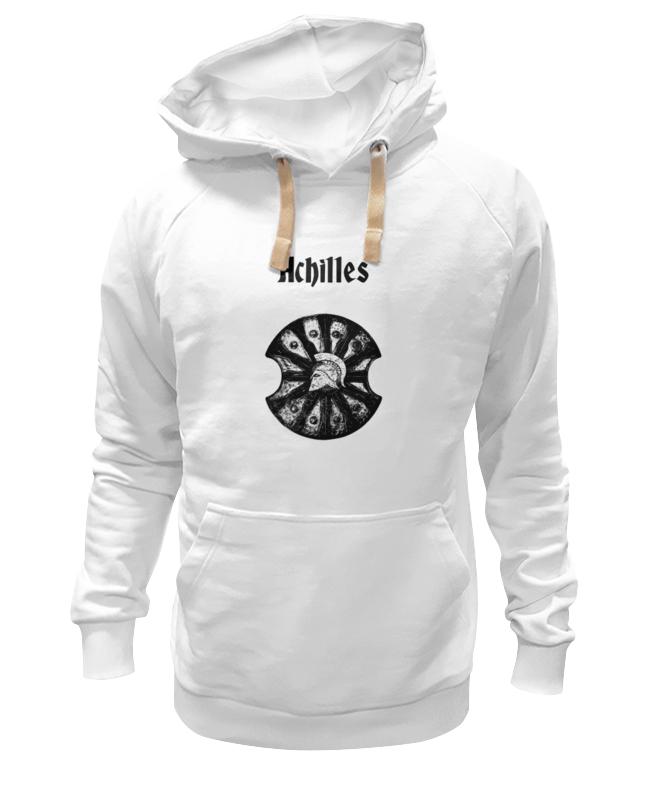 Толстовка Wearcraft Premium унисекс Printio Achilles футболка для беременных printio торонто мэйпл лифс