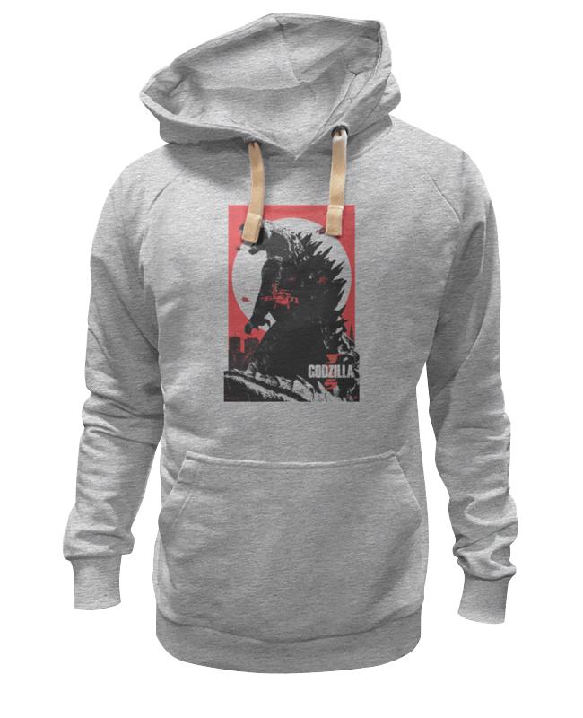 Printio Godzilla gray толстовка wearcraft premium унисекс printio godzilla gray