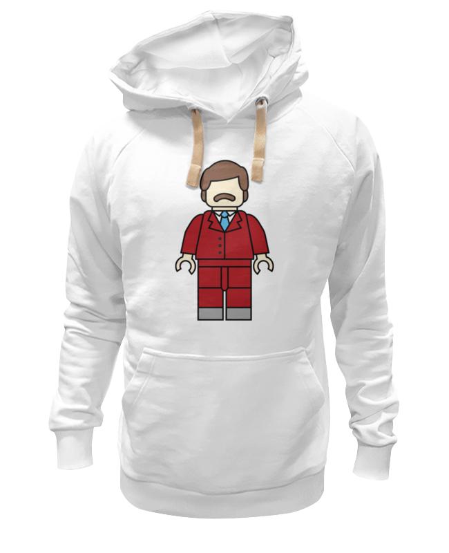 Толстовка Wearcraft Premium унисекс Printio Рон бургунди детская футболка классическая унисекс printio рон бургунди