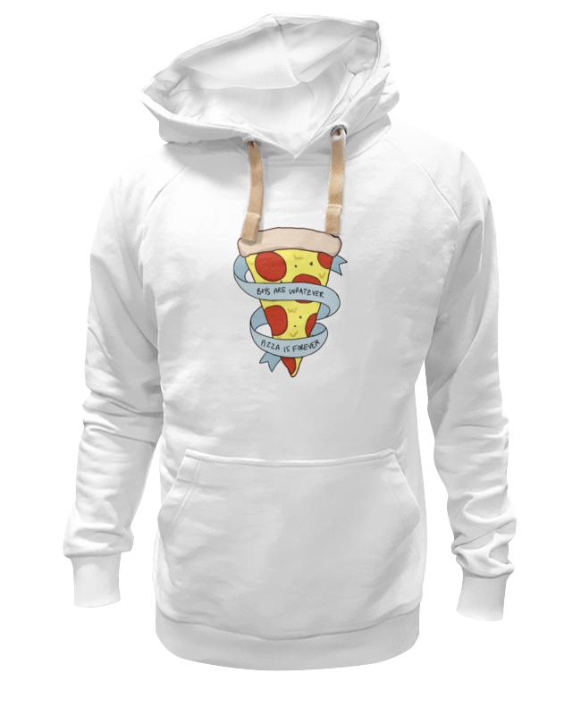Толстовка Wearcraft Premium унисекс Printio Пицца навсегда пицца pizza 8