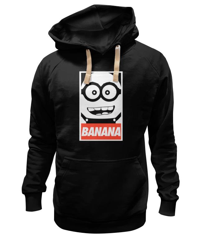 все цены на Толстовка Wearcraft Premium унисекс Printio Banana онлайн