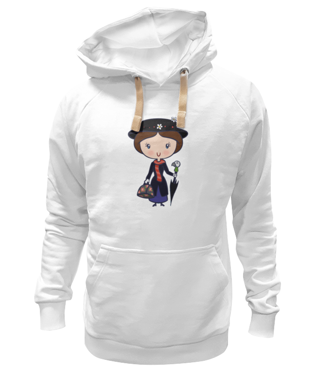 Толстовка Wearcraft Premium унисекс Printio Мэри поппинс трэверс п л мэри поппинс [ mary poppins] комплект с mp3