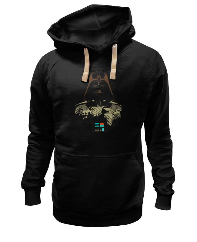 Толстовка Wearcraft Premium унисекс Printio Darth vader (star wars) толстовка wearcraft premium унисекс printio darth vader