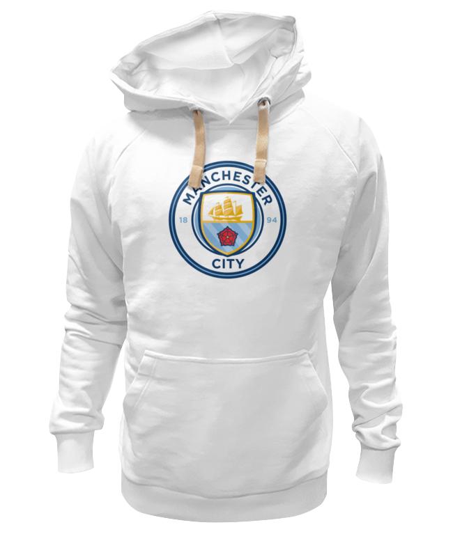 Толстовка Wearcraft Premium унисекс Printio Manchester city кепка printio manchester city