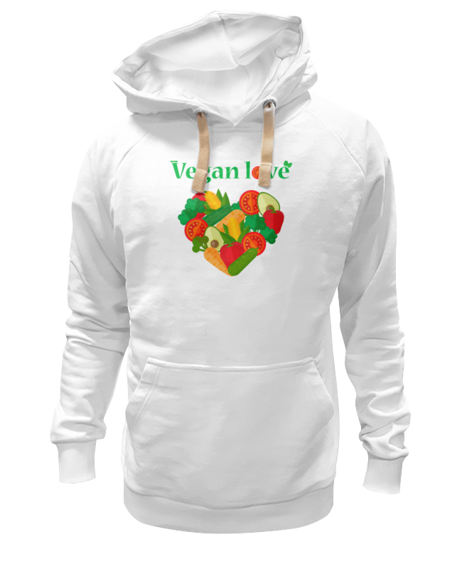 Printio Vegan love цена 2017