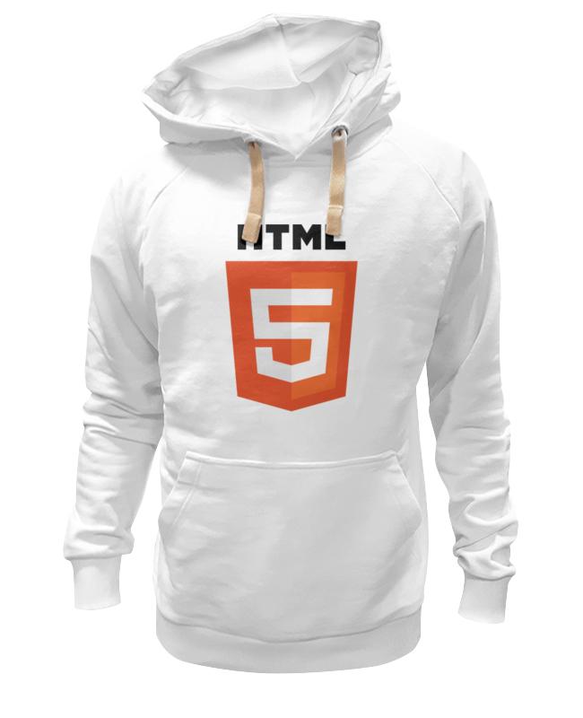 Толстовка Wearcraft Premium унисекс Printio Html 5 майка классическая printio html 5